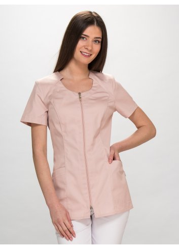 blouse MELA short sleeve