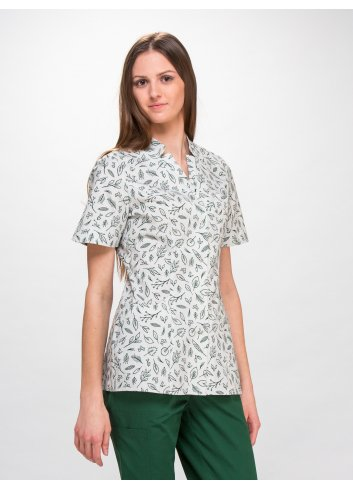 blouse IGA short sleeve