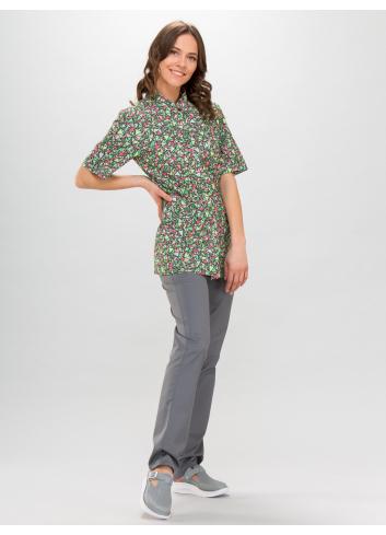 blouse LENA short sleeve