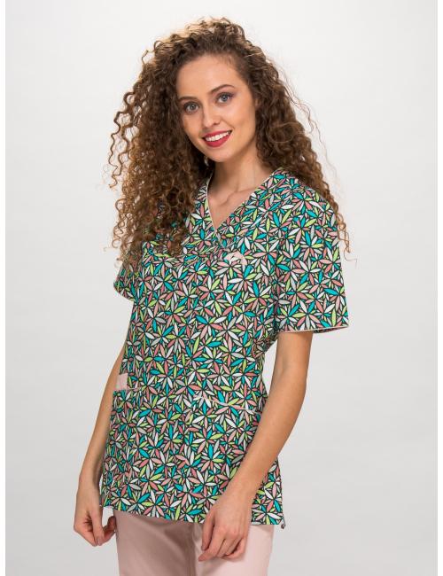blouse SONIA short sleeve