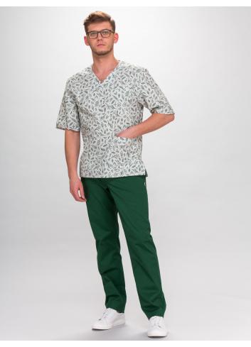 blouse RZYSZTOF short sleeve