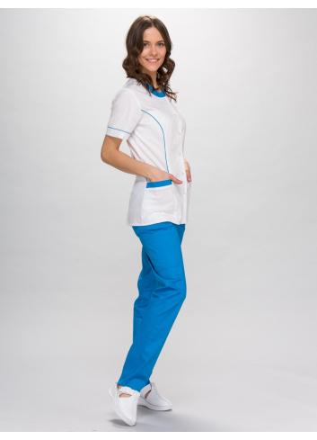 blouse LAURA FLEX short sleeve