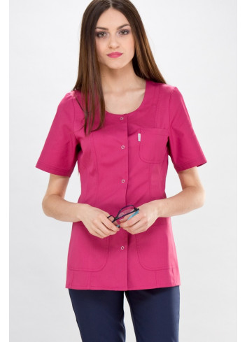 blouse JULIA short sleeve