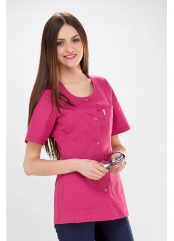 blouse JULIA short sleeve