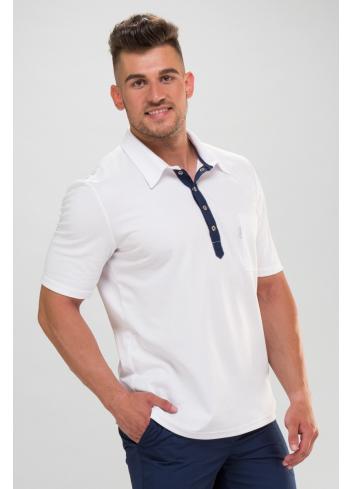 blouse KAMIL short sleeve