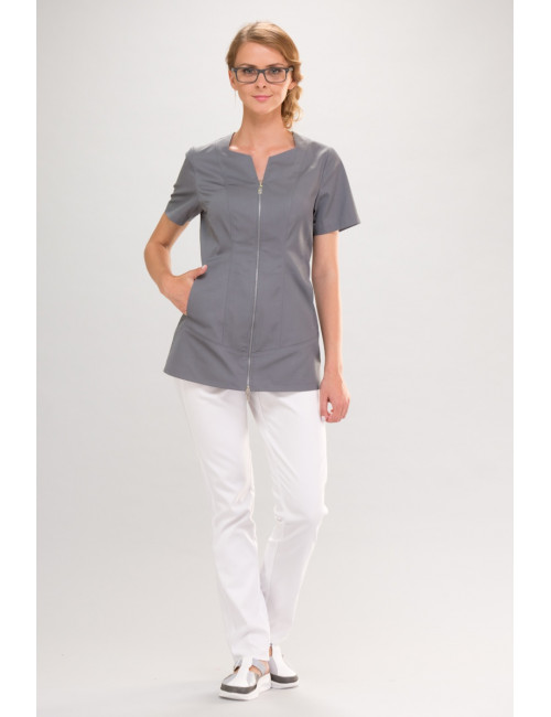blouse KLARA short sleeve