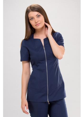 bluza KLARA, krótki rękaw
