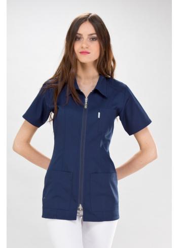 blouse KORA short sleeve