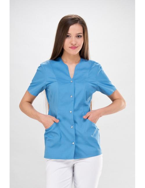 blouse LIZA short sleeve