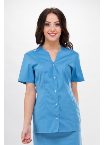 blouse LIZA short sleeve