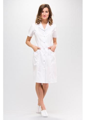 womens coat NICOL short sleeve