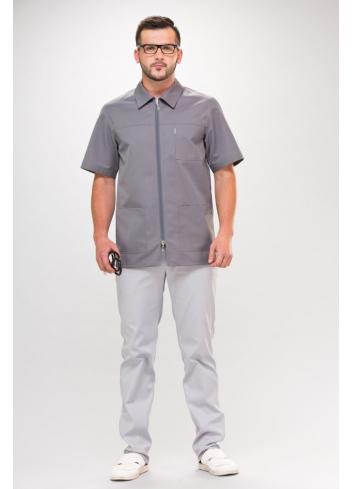 blouse PAWEŁ short sleeve
