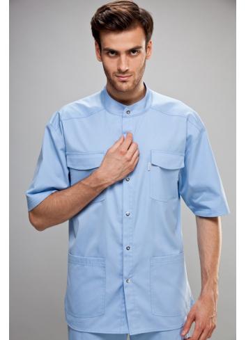 blouse SZYMON short sleeve