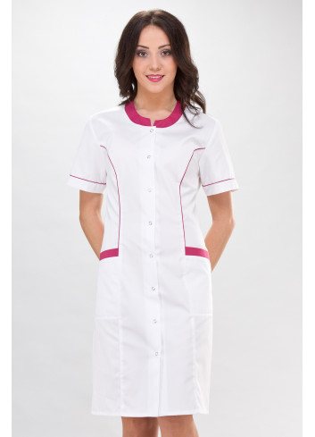 dress LAURA short sleeve