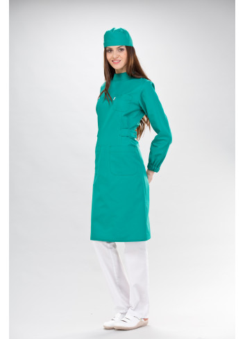 womens coat KAROLINA long...