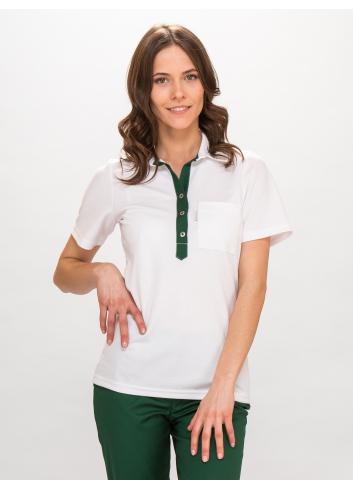 blouse KAMILA short sleeve