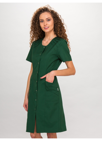 dress FLORA short sleeve