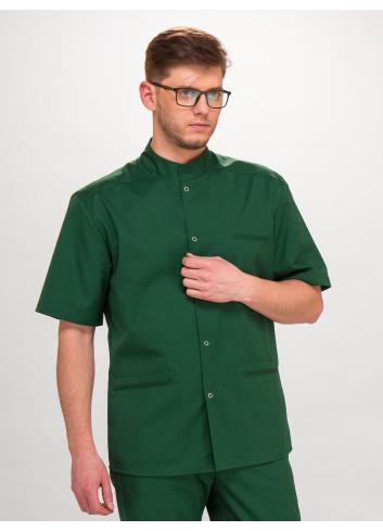 blouse MAREK short sleeve