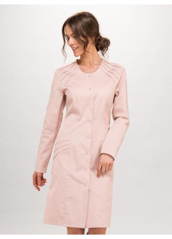 sukienka FLORA długi ręk.