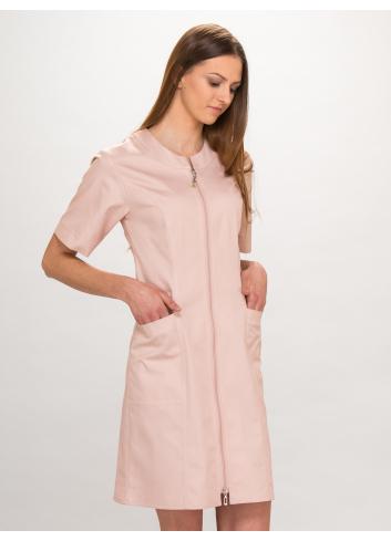 sukienka EWA krótki ręk.