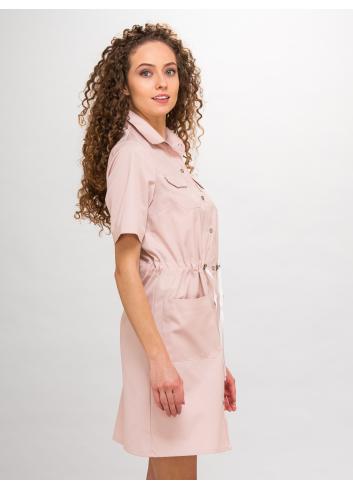 dress INEZ short sleeve